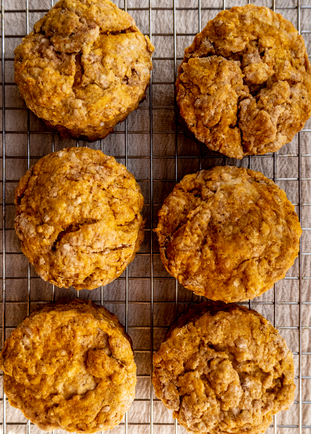Spiced Butternut Squash Biscuits Dishing Up The Dirt
